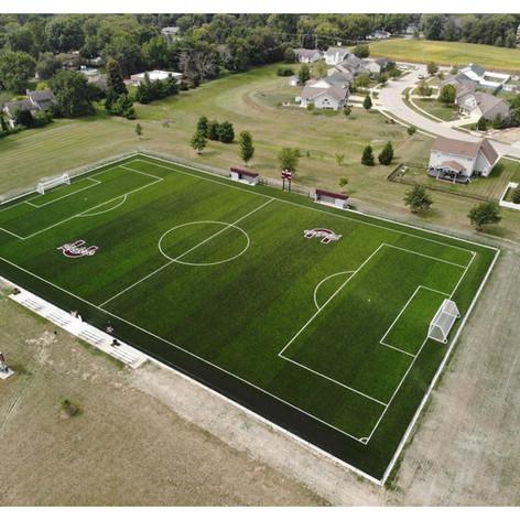 Unity High School Soccer Field