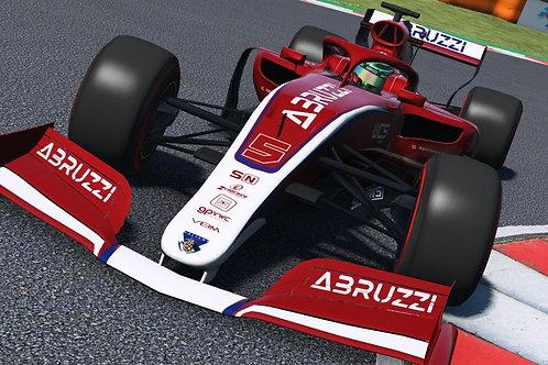 esports car design by Zedderick designs