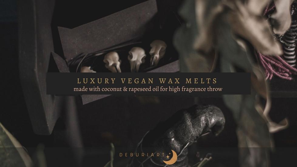 Luxury Vegan Wax Melts