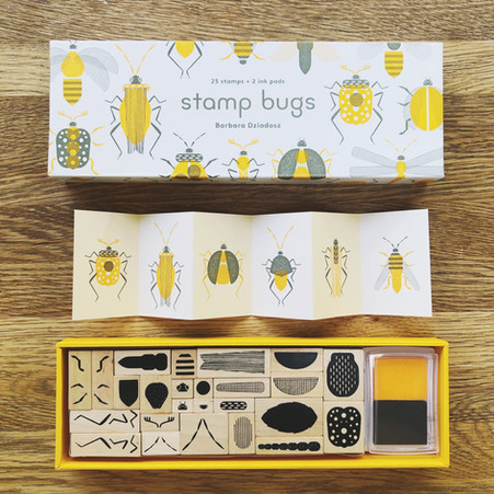 PaPress Stamp Sets | Art Supply Test Zone