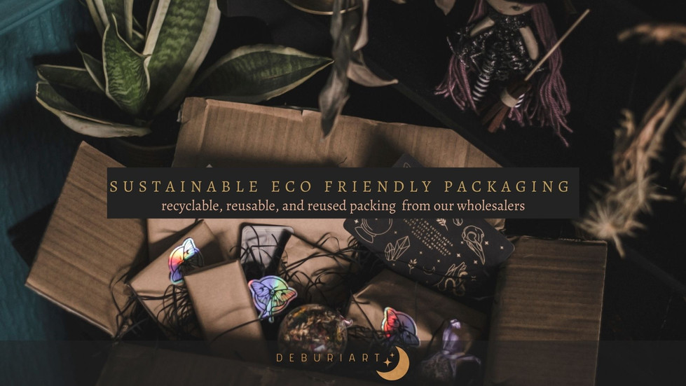 Sustainable Eco Friendly Packaging