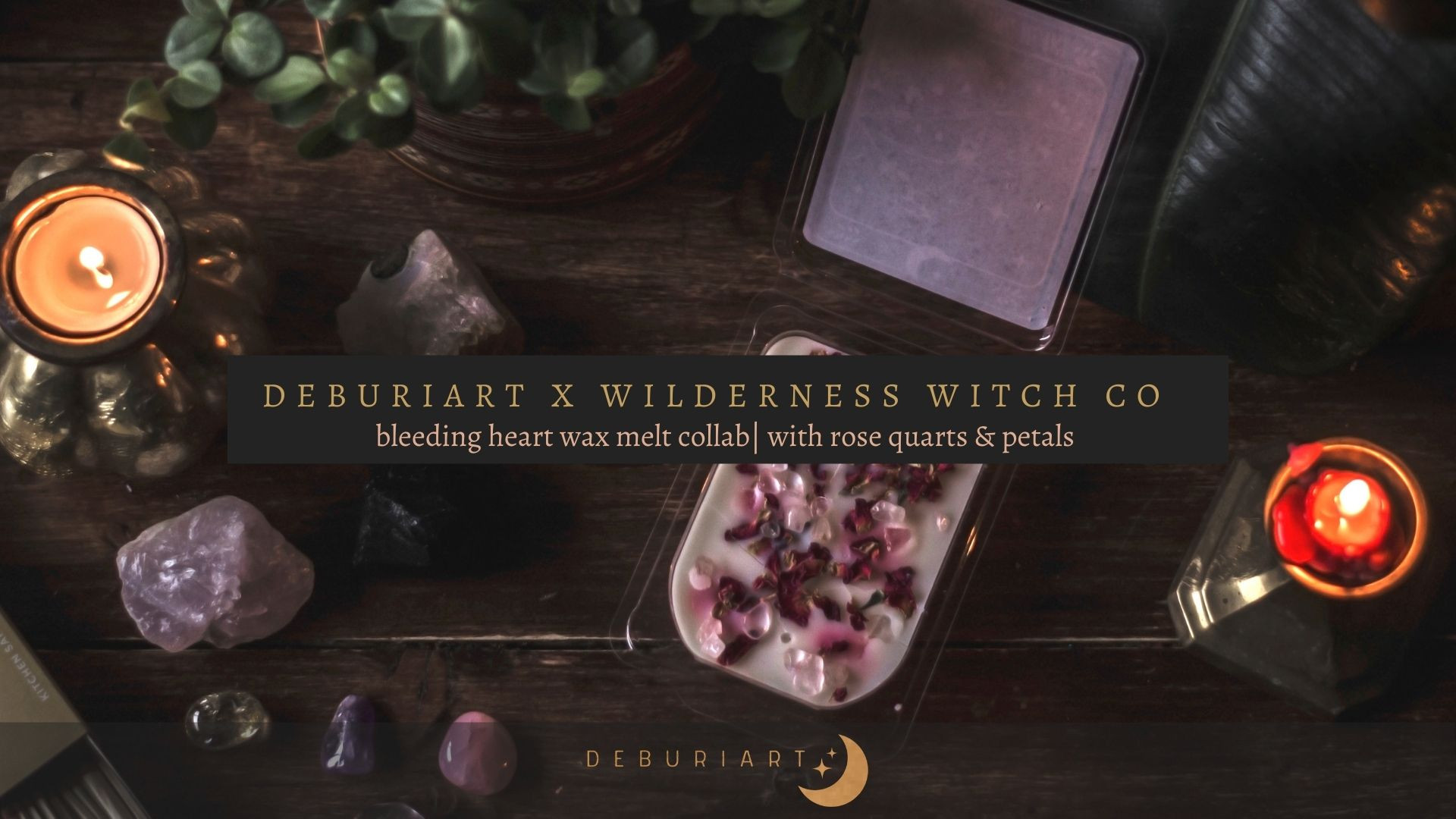 deBuriart & Wilderness Witch Co Collab