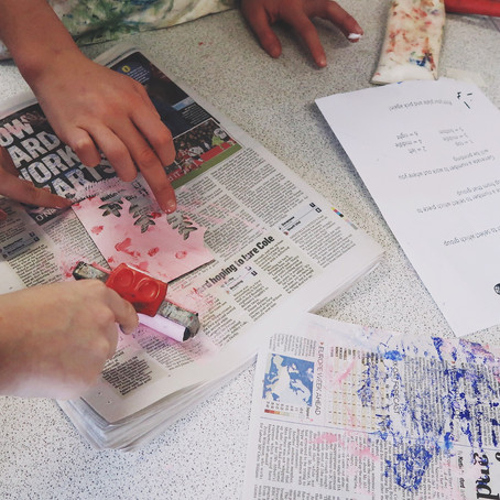 Creative Careers Day for Year 9's | Get Creating