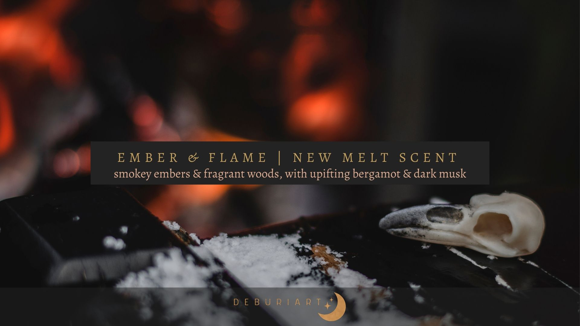 Ember & Flame | New Melt Scent