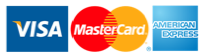 Cartões Visa Mastercad Amercan Expres