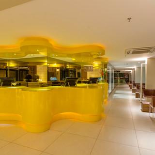 Lobby do Meridiano Hotel