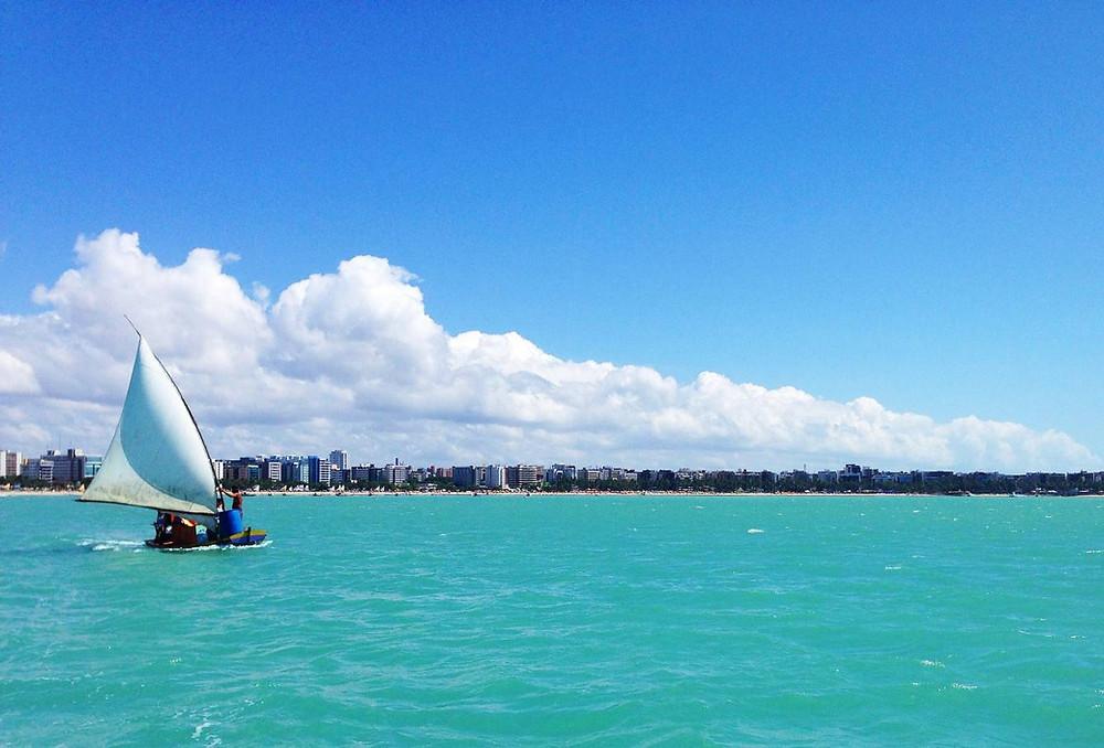 Praias de Maceió: entre as mais bonitas do Brasil