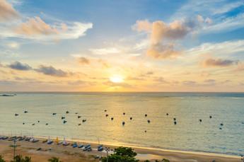 Uma das praias mais bonitas do Brasil
