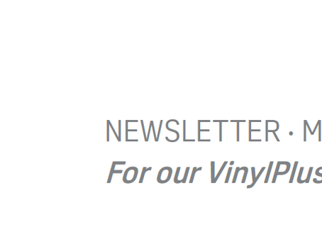 VinylPlus Connect Newsletter March 2018
