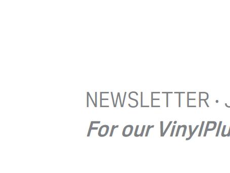Vinyl Plus Newsletter June 2018