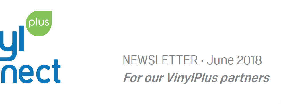 Vinyl Plus Newsletter June 2018