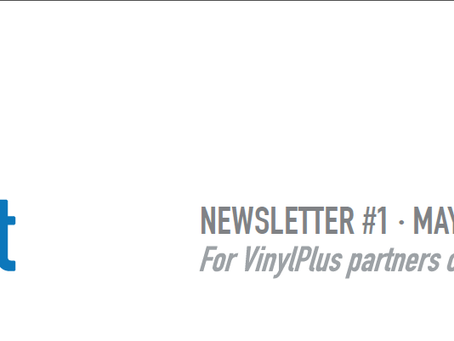 VinylPlus Connect Newsletter May 2017