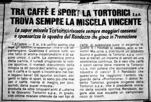 Tra caffé e sport...