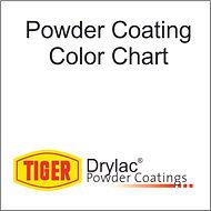 RAL Powder Coating Color Chart