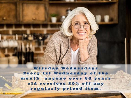 Wisedays Wednesdays