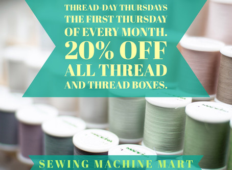 Thread Day Thursdays