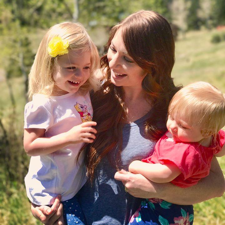 Sunshine and my girls