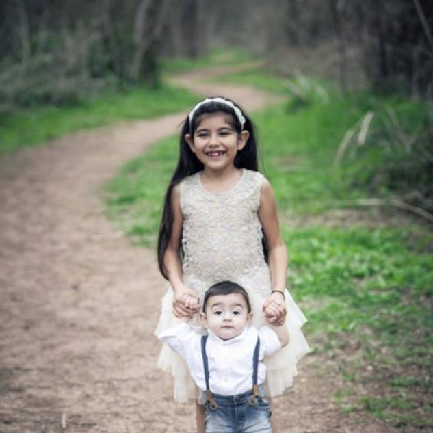 Nadya and Elijah