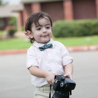 New photographer
