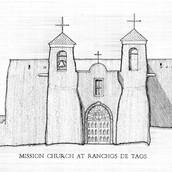 Mission Church at Ranchos De Taos.jpg