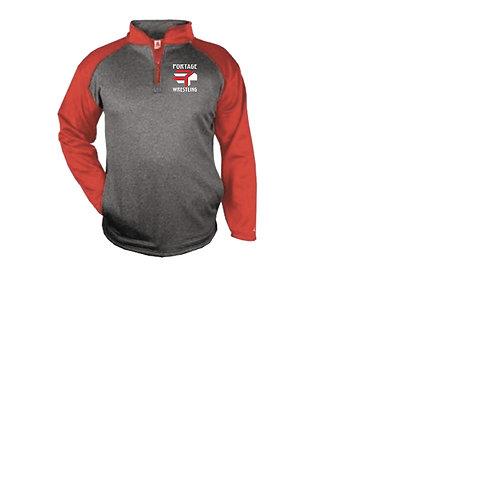 Sport Pro Performance Fleece Quarter Zip