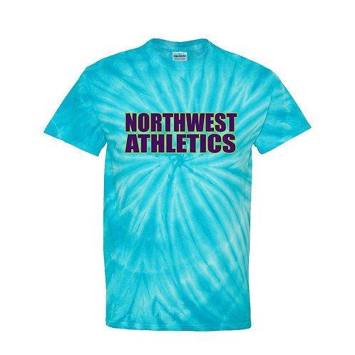 Tie Dyed Short Sleeve Tee