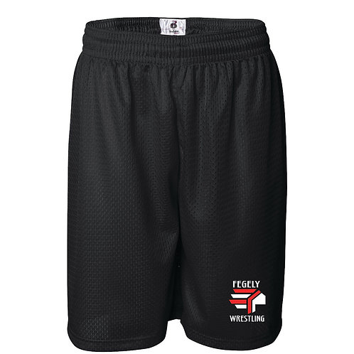 "Badger Pro-Mesh 9"" Inseam Shorts"