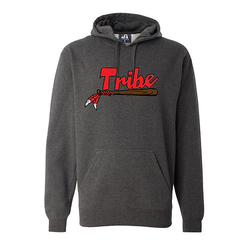Charcoal Grey Premium Hooded Sweatshirt