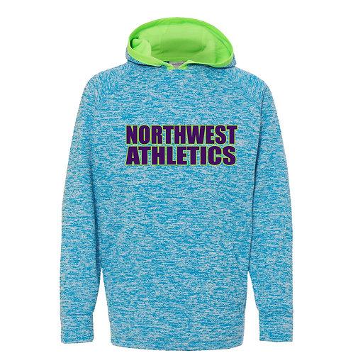 Youth Cosmic Fleece Hooded Sweatshirt