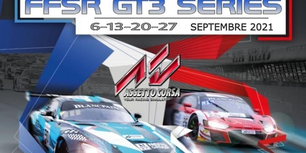 FFSR GT3 SERIES SAISON 2