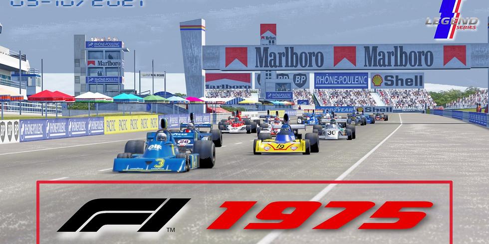 F1 1975 LEGEND SERIES FFSR