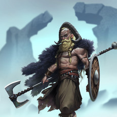 Norse god