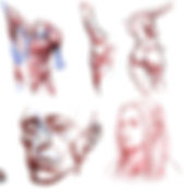 Illustrator, Zeichner, Zeichnung, Skizzen, sketches, anatomie, perspektiv