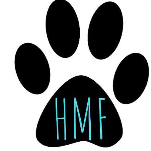 HMF Paw Decal