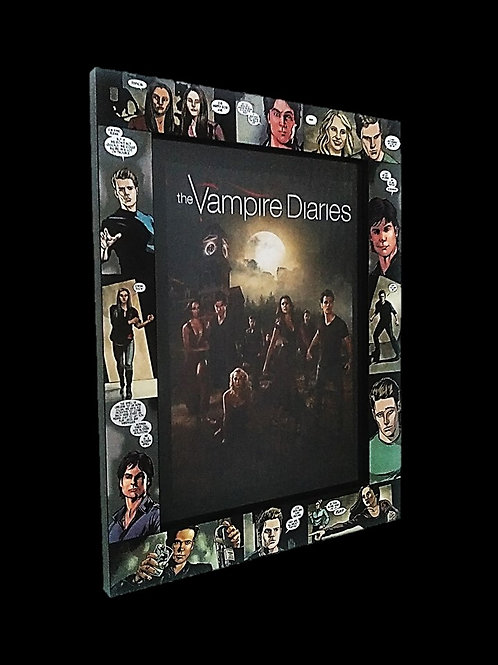 The Vampire Diaries Frame