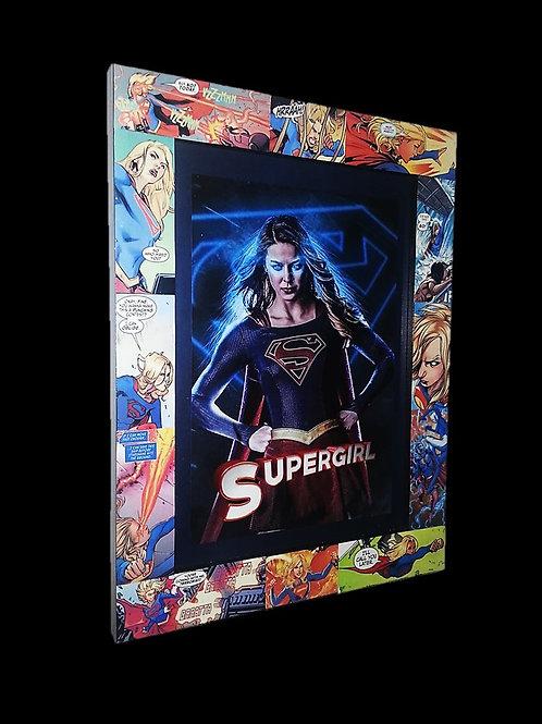 Supergirl Frame