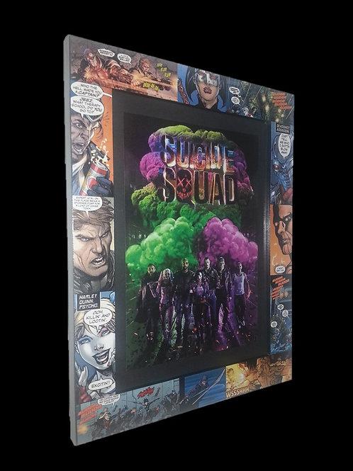 Suicide Squad Frame
