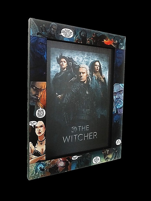 The Witcher Frame