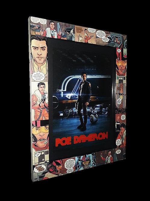 Poe Dameron Frame