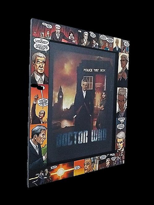 12th Doctor (Capaldi) Frame