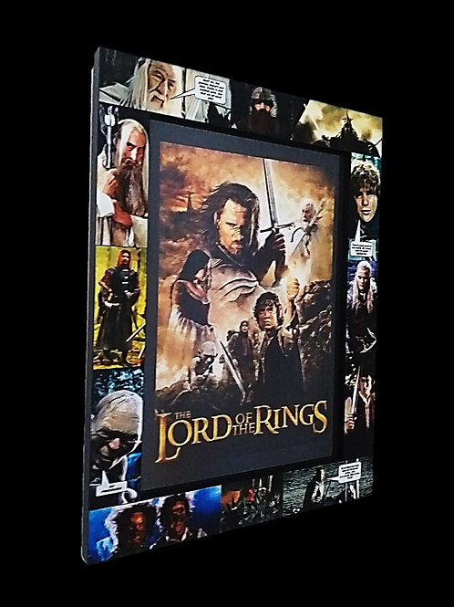 Lord Of The Rings Frame