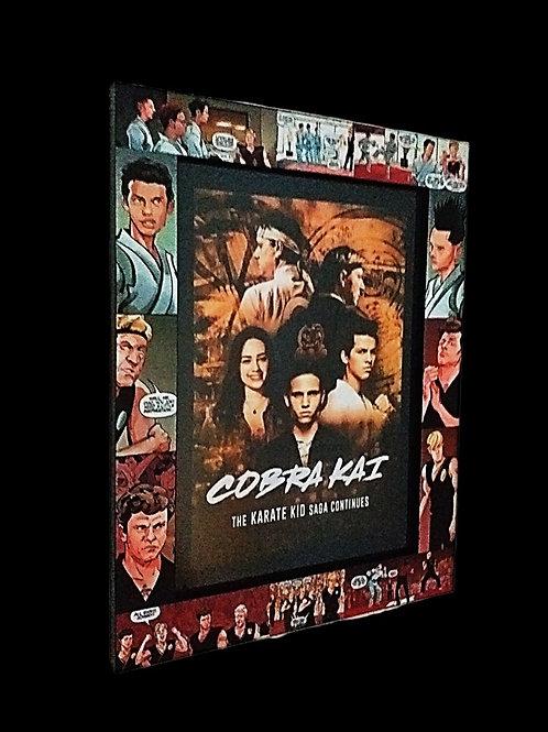 Cobra Kai Frame