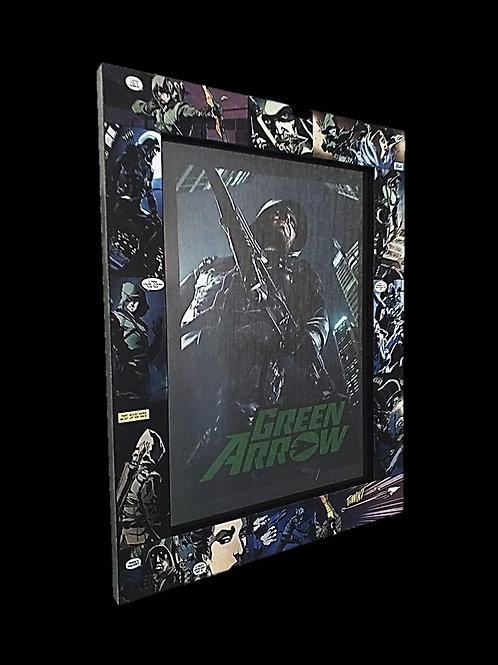 Green Arrow Frame