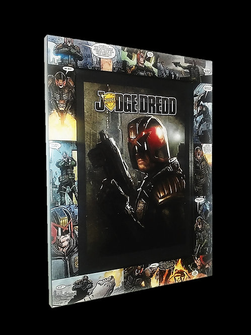 Judge Dredd Frame