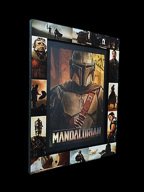 Mandalorian Frame