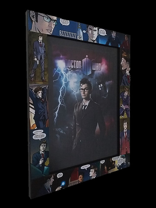 10th Doctor (Tennant) Frame