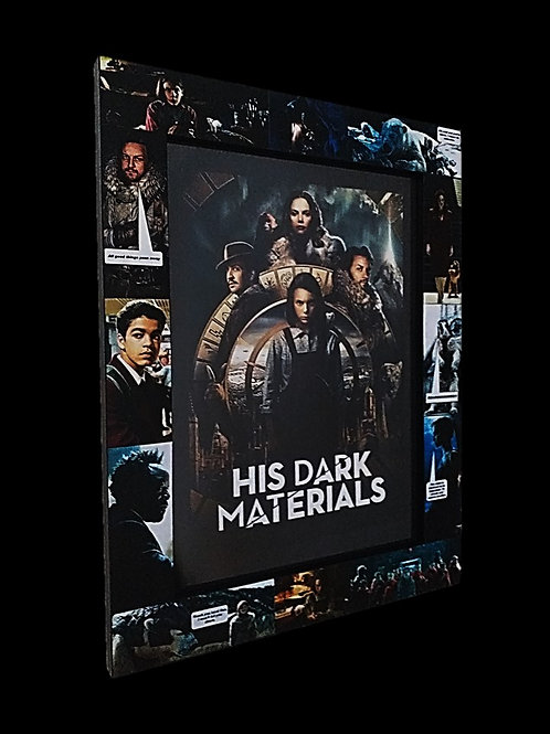 His Dark Materials Frame