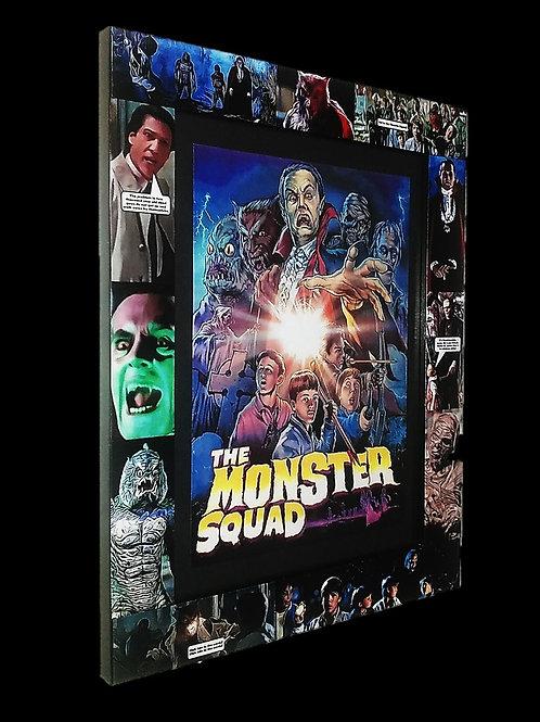 Monster Squad Frame