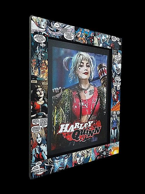 Harley Quinn Frame