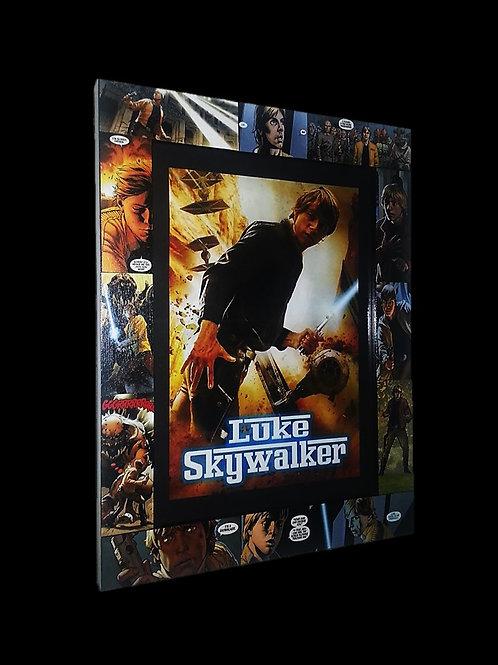 Luke Skywalker Frame